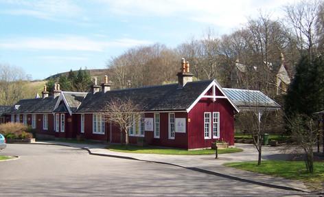 Strathpeffer Station