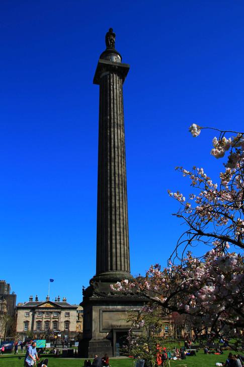 Melville Monument