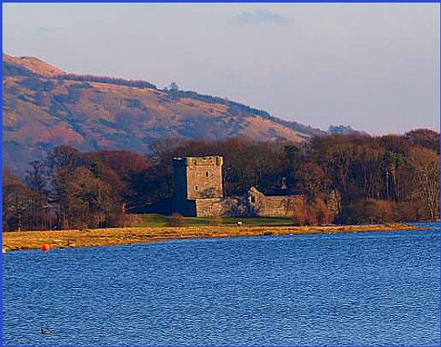 Loch Leven Castle - Mary Queen of Scots' Prison