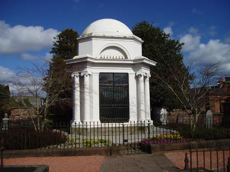 Burns'  Mausoleum