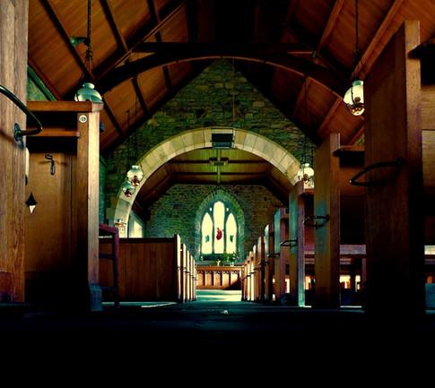 Fowlis Wester Church