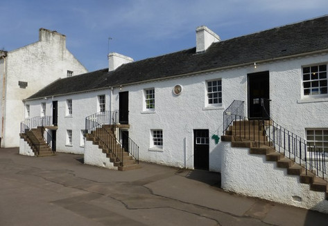18th Century Mill Workers Cottages
