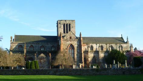 """The Lamp of the Lothians"" - St Mary's Church Haddington"