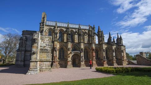 Rosslyn Abbey