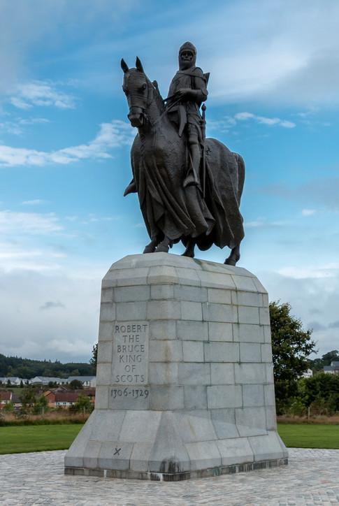 Robert the Bruce at Bannockburn