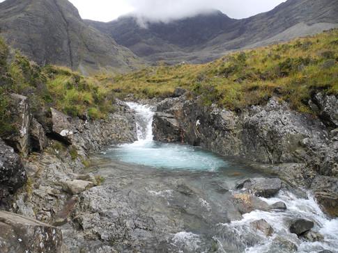 Fairy Pools, Skye