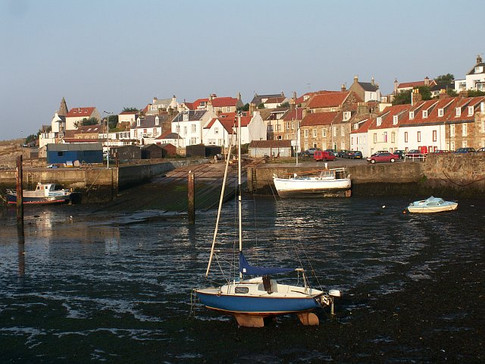 St Monans Harbour - East Neuk of Fife