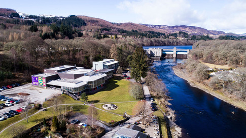 Pitlochry Dam Facebook@skysthelimitdai
