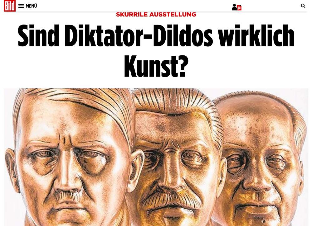 Diktators at Bild