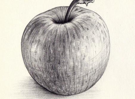 Jak nakreslit: Jablko