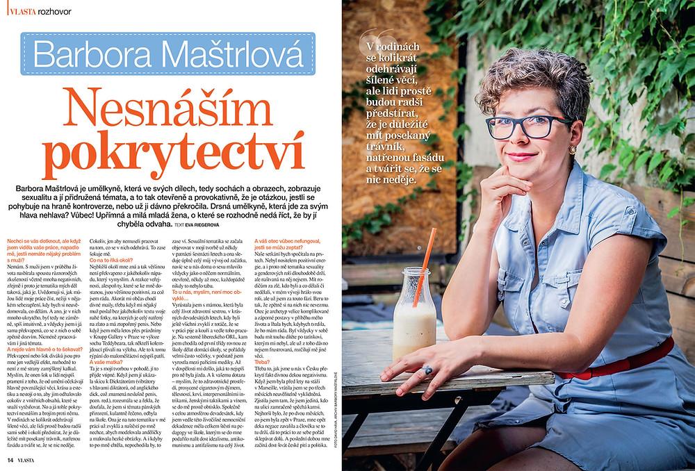 Vlasta magazine