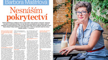 Interview for Vlasta