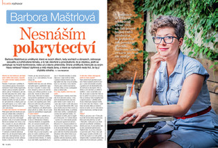 Interview for Vlasta