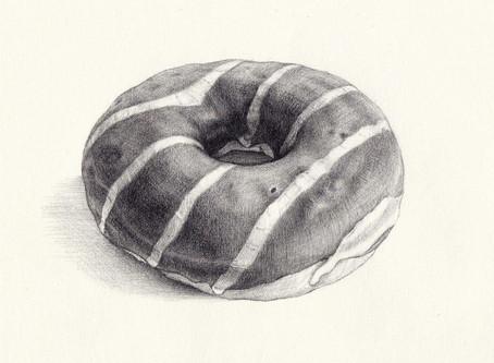 Jak nakreslit: Donut