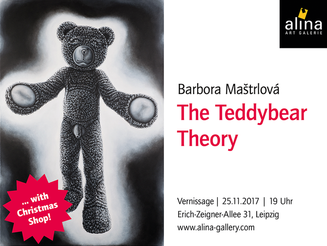 Invitation: The Teddybear Theory  _ 25th November 2017 in Leipzig