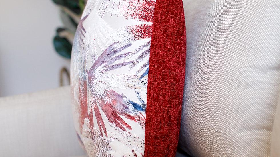 Red wine linen