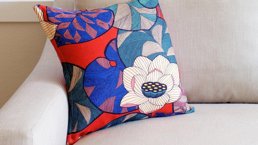 Boho floral both sides