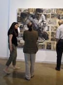 Solo exhibition at Sultan Gallery