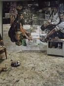 Artist studio Reza Doust