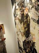 My solo exhibition, FA gallery kuwait city, 20014 Reza Doust