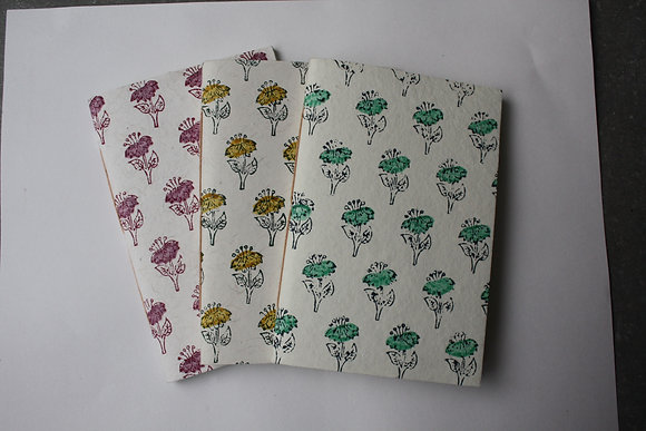 Petits carnets Poppy