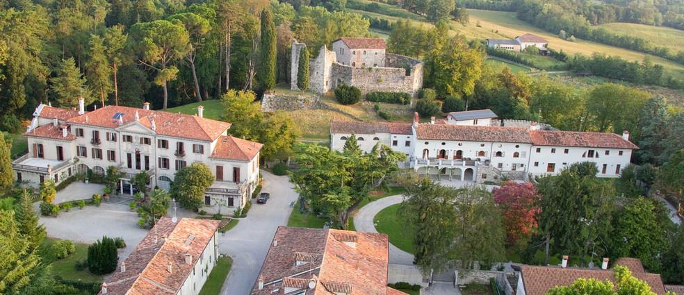 Het kasteel van Brazzacco