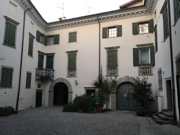Palazzo de Portis in Cividale