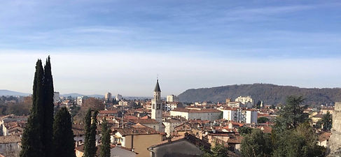 Op vakantie in Friuli. On holiday in Friuli Venezia Giulia
