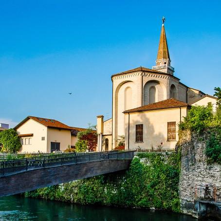 Sacile - de tuin van Venetië