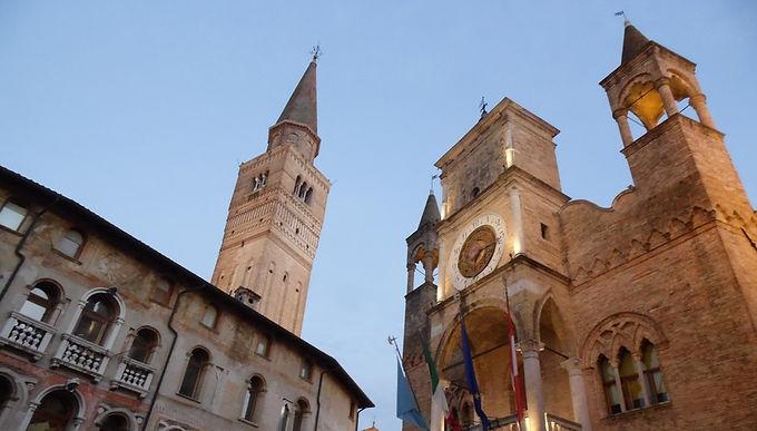 guide in Pordenone, guided tour Pordenone, visit Pordenone with guide