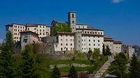 Het bedevaartsoort Castelmonte