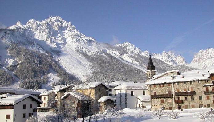 Forni di Sopra als skioord