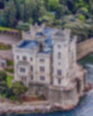 Führung in Schloss miramare