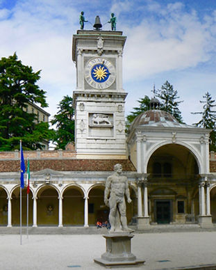 walking tour in Udine