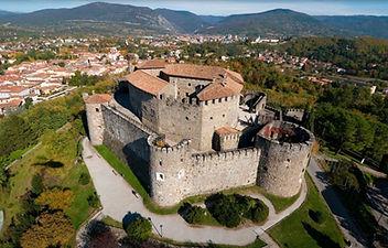Kastelen in Friuli