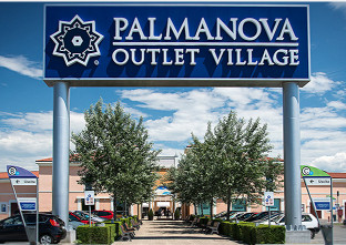 Outlet in Palmanova