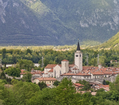 Venzone, het mooiste dorpje van Italië