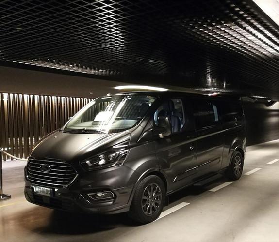 The van of Miotti Ncc