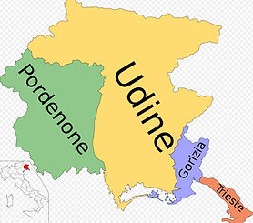 The province of Udine