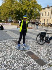 A Gorizia sul confine con la Slovenia