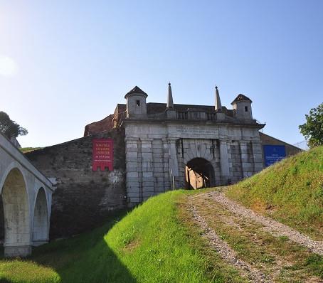 Palmanova - uniek stervormig vestingstadje wordt Werelderfgoed