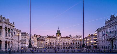 gids in Triëst, rondleiding door Trieste