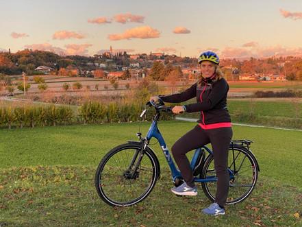 Elena la tua cicloguida