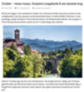 blog over Cividale