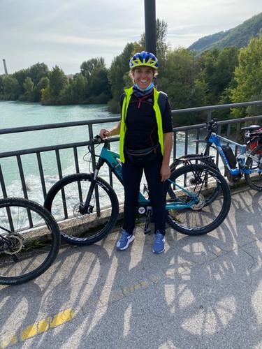 Sul ponte dell'Isonzo