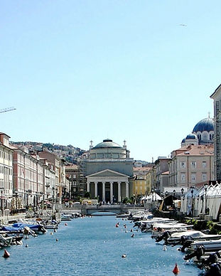 walking tour in Trieste