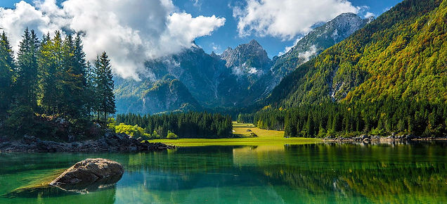 The lakes of Fusine - Tarvisio