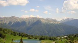 The mountain Zoncolan