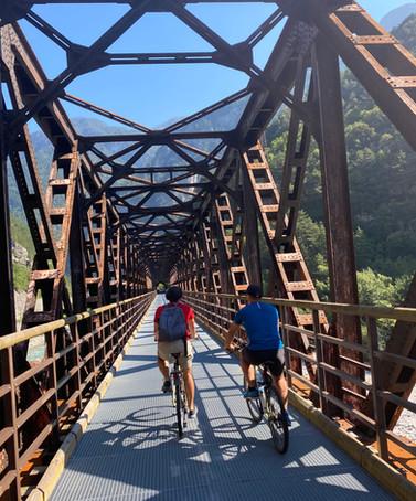 Aple Adria cycle trail