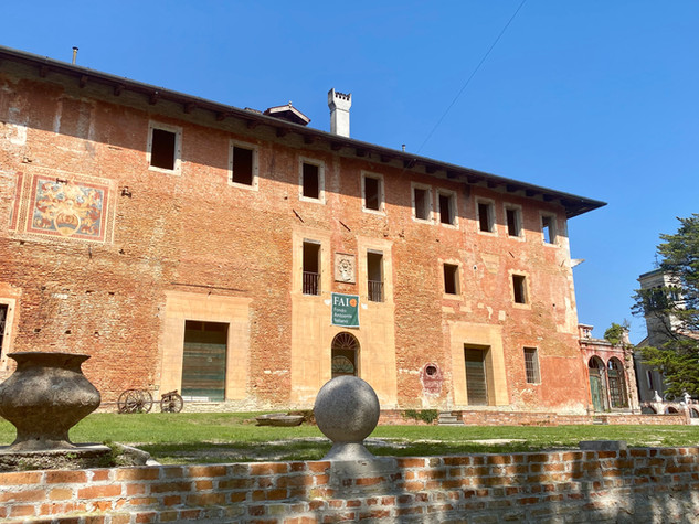 Villa Ottelio in Ariis